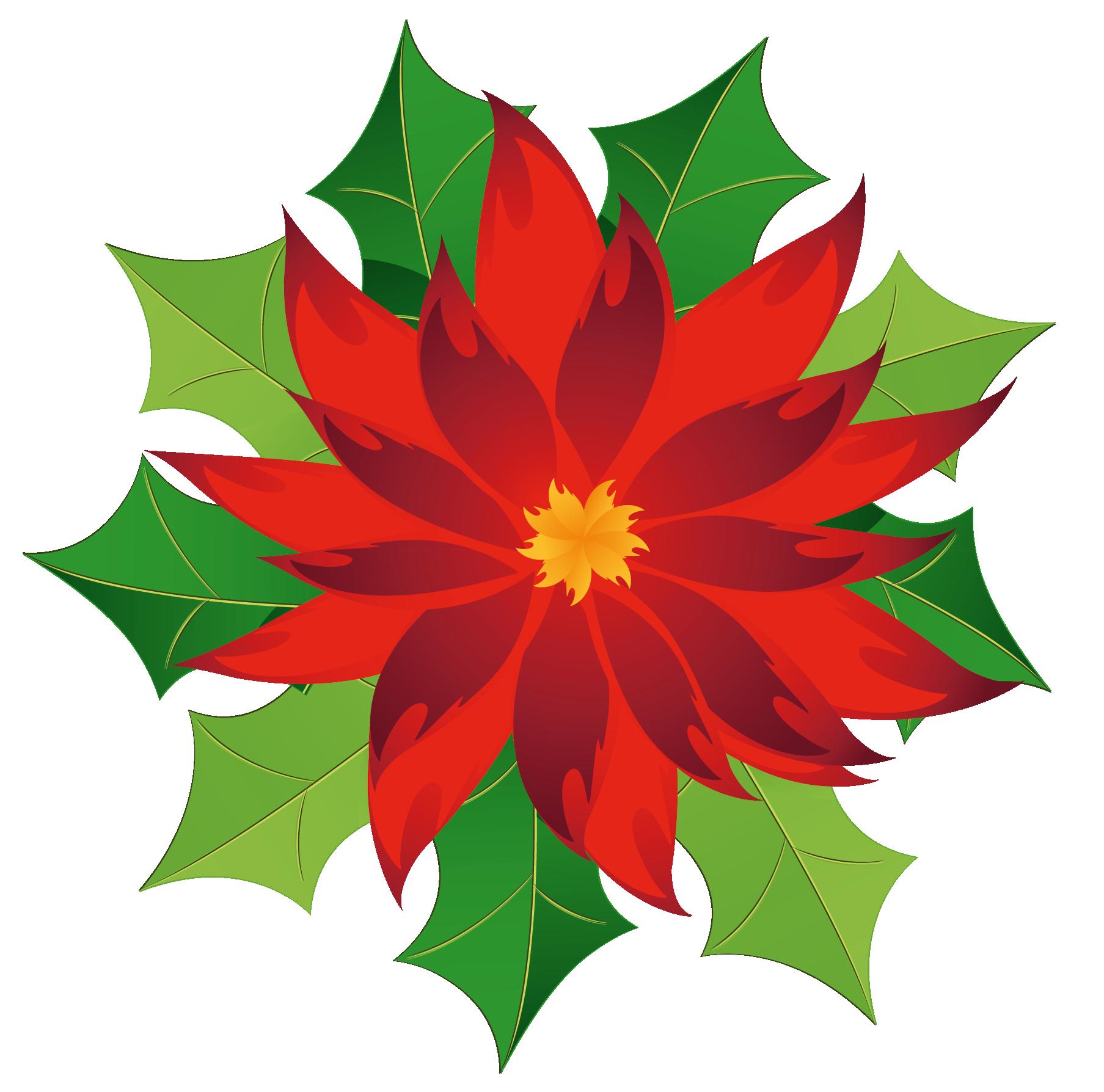 1807x1788 Christmas Poinsettia Clipartu200b Gallery Yopriceville