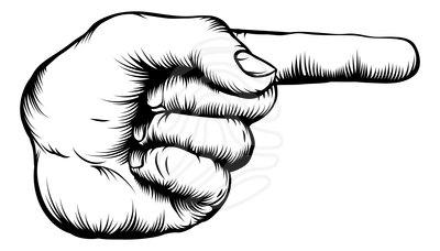 400x228 Pointing Finger Clip Art Finger