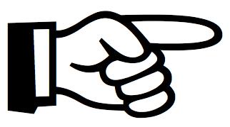 322x179 Cartoon Pointing Finger Clip Art