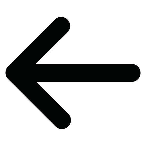 600x600 Clipart Arrows Left Arrow Clip Art Enlarged View Of The Symbol