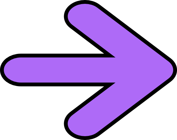 600x475 Purple Down Arrow Clipart