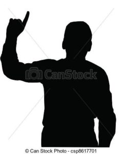 238x300 Nice Pointing Finger Clipart Vector Clip Art Of Man Pointing