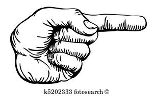 300x190 Pointing Finger Clipart Royalty Free. 19,005 Pointing Finger Clip