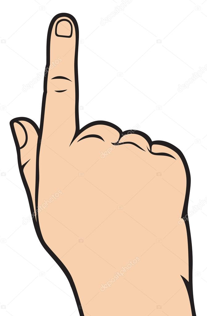 671x1023 Hand Pointing (Hand With Pointing Finger, Pointing Finger, Finger