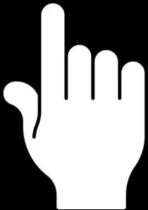 210x297 Hand Clip Art