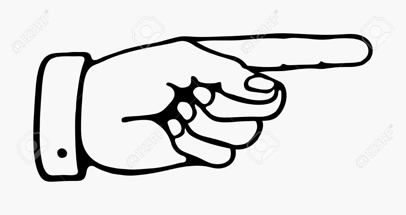 1300x690 Hand Pointing Vector