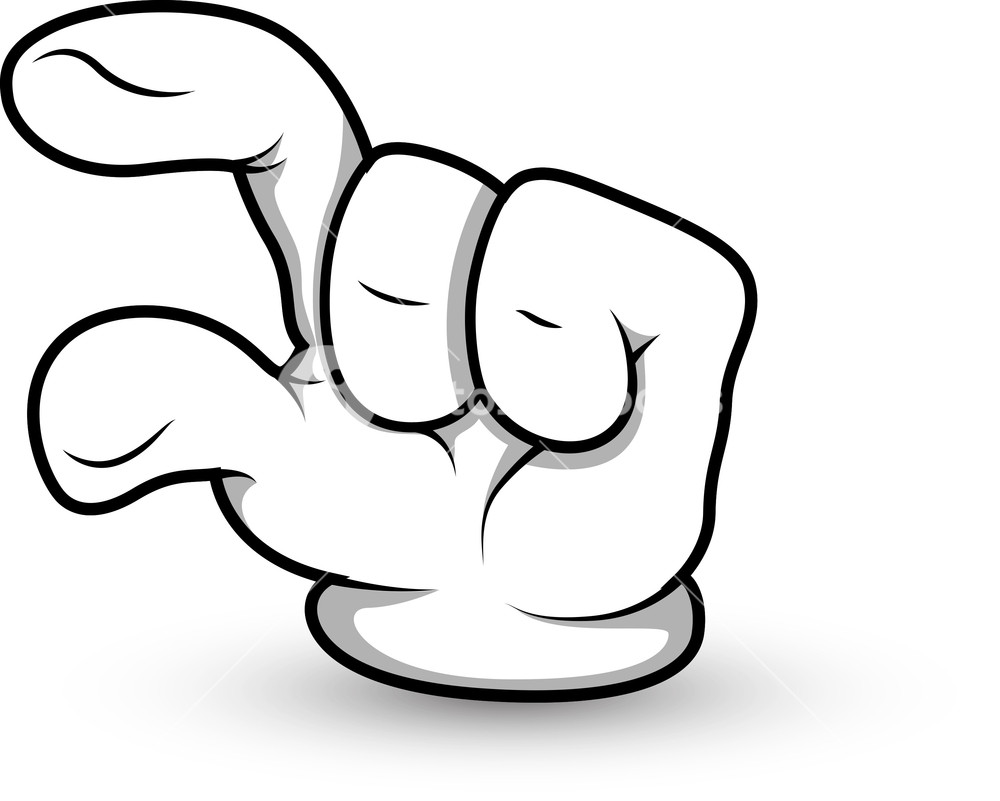 1000x801 Cartoon Hand