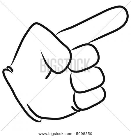 450x470 Pointing Hand Vector Amp Photo Bigstock