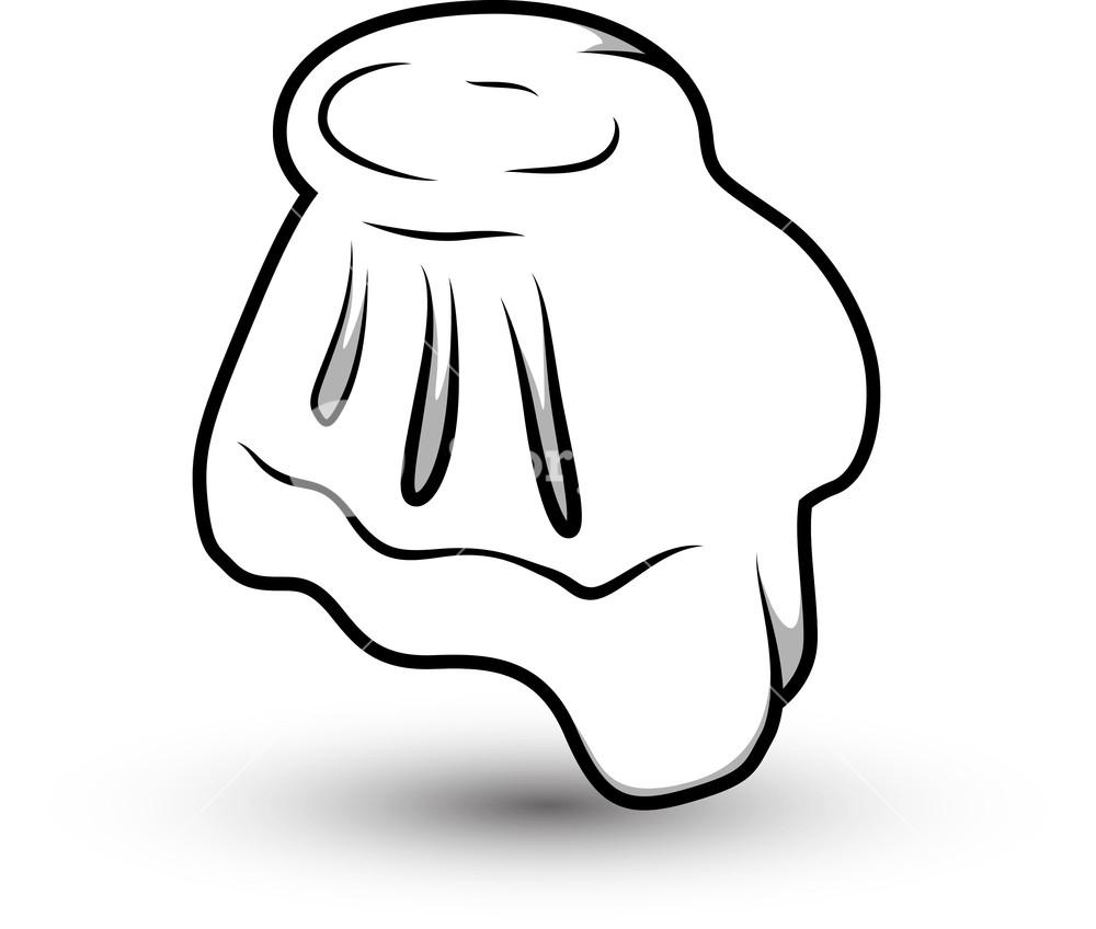1000x848 Cartoon Hand
