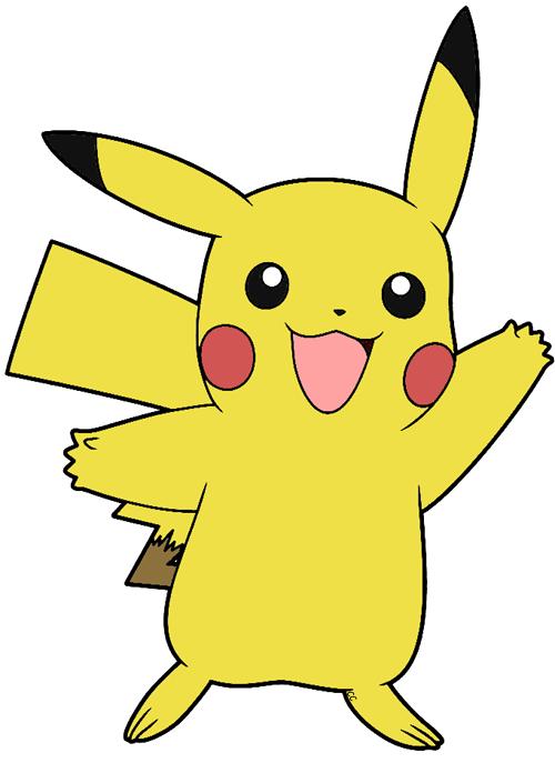 500x687 Pokemon Clip Art Images Cartoon