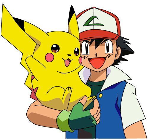 500x469 Pokemon Clip Art