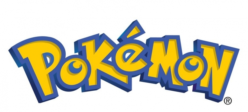 820x372 Pokemon Clipart Blue Logo, Free Pokemon Clipart Blue Logo