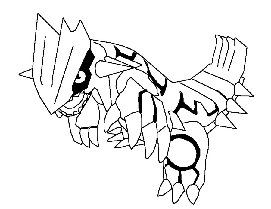 900x696 legendary pokemon coloring pages