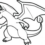 150x150 Charizard Printable Coloring Pages. Click The Charizard Coloring