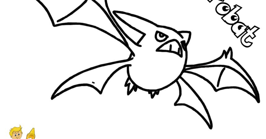 860x450 22 Best Simple Free Printable Pokemon Coloring Pages Ideas