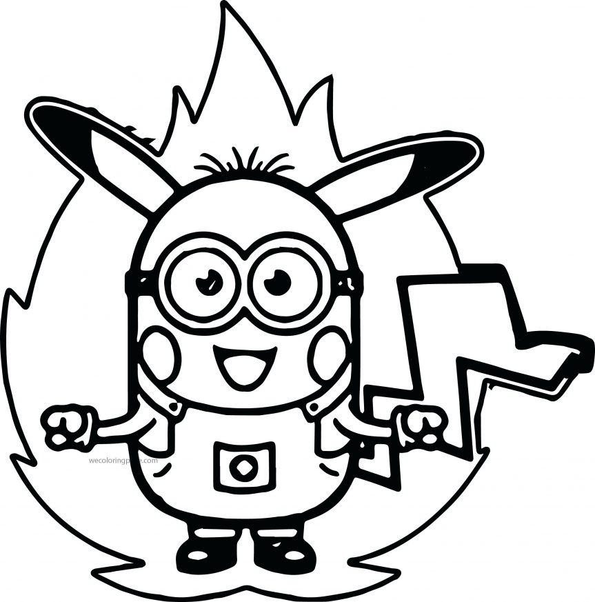 863x873 Minion Coloring Pages Pokemon Eevee Evolutions Glaceon Ex