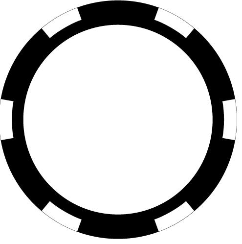 495x498 Poker Chip Clip Art Clipart Panda