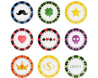 340x270 Poker Clip Art Etsy