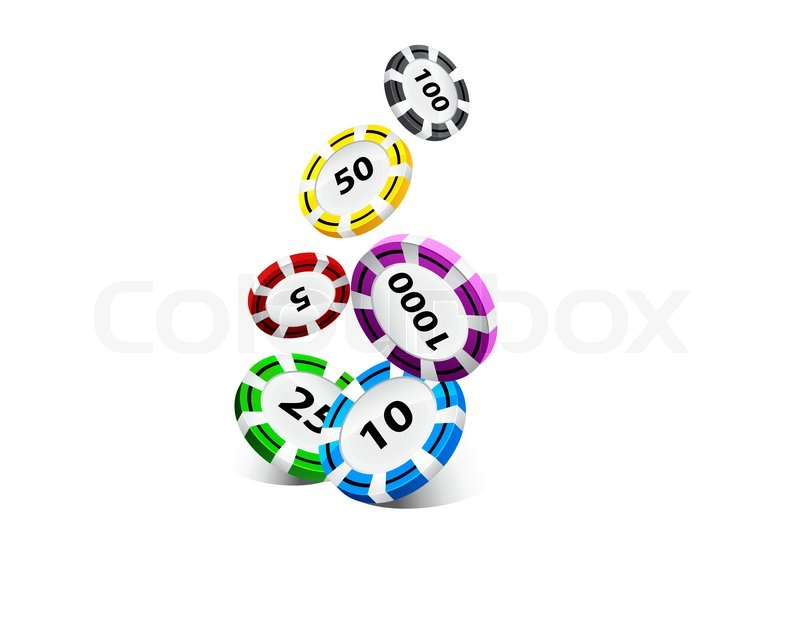 800x630 Art Poker Chip