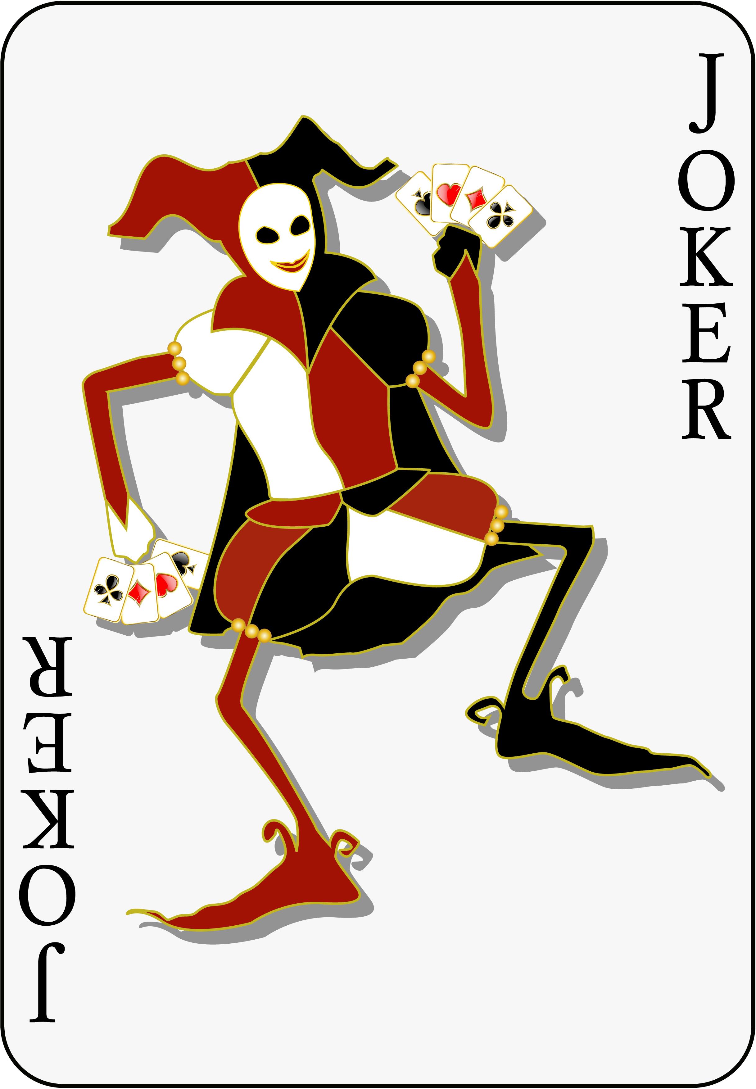 2435x3507 Joker Clip Art