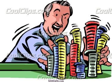 375x276 Poker Clip Art