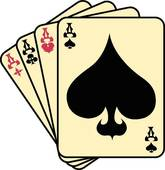 165x170 Poker Clip Art