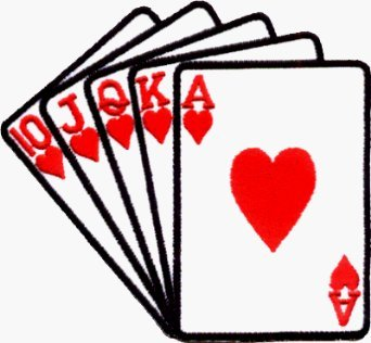 342x316 Lovely Poker Clipart