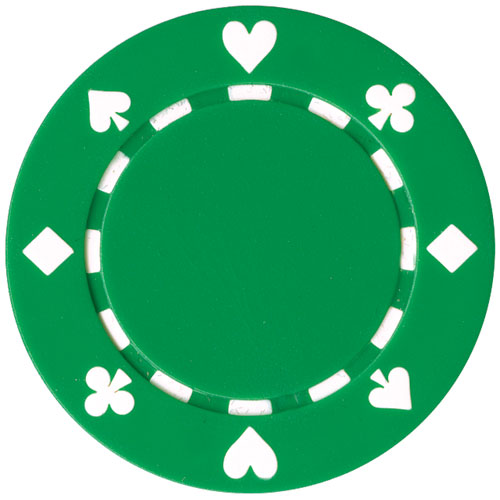 500x500 Poker Chip Clip Art