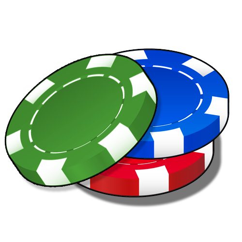 500x500 Poker Chips Clipart Many Interesting Cliparts