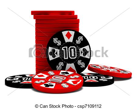 450x357 Poker Clipart Coin