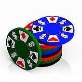 170x170 Poker Chips