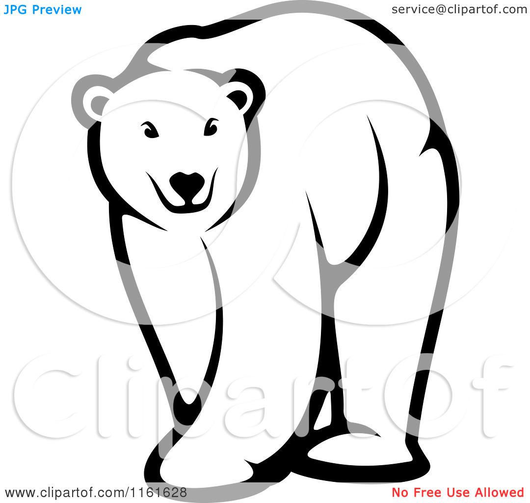 1080x1024 Cave Clipart Polar Bear
