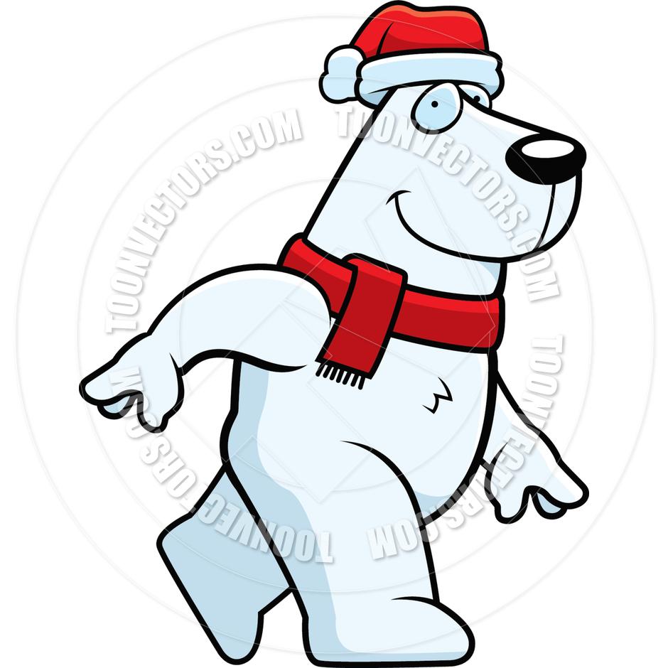 940x940 Christmas Polar Bear Clip Art Cliparts