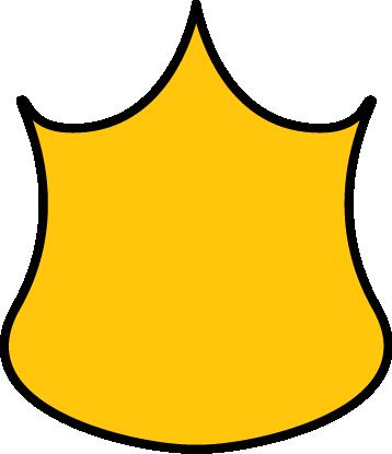 358x415 Police Badge Clip Art