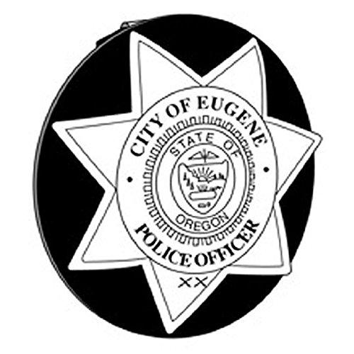 500x500 Police Badge Holder Belt Clip