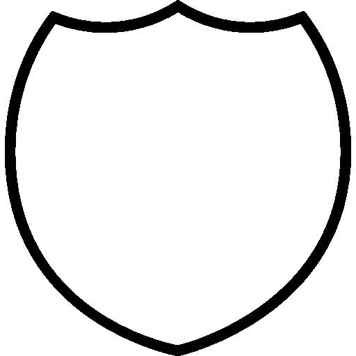 512x512 Blank Badge