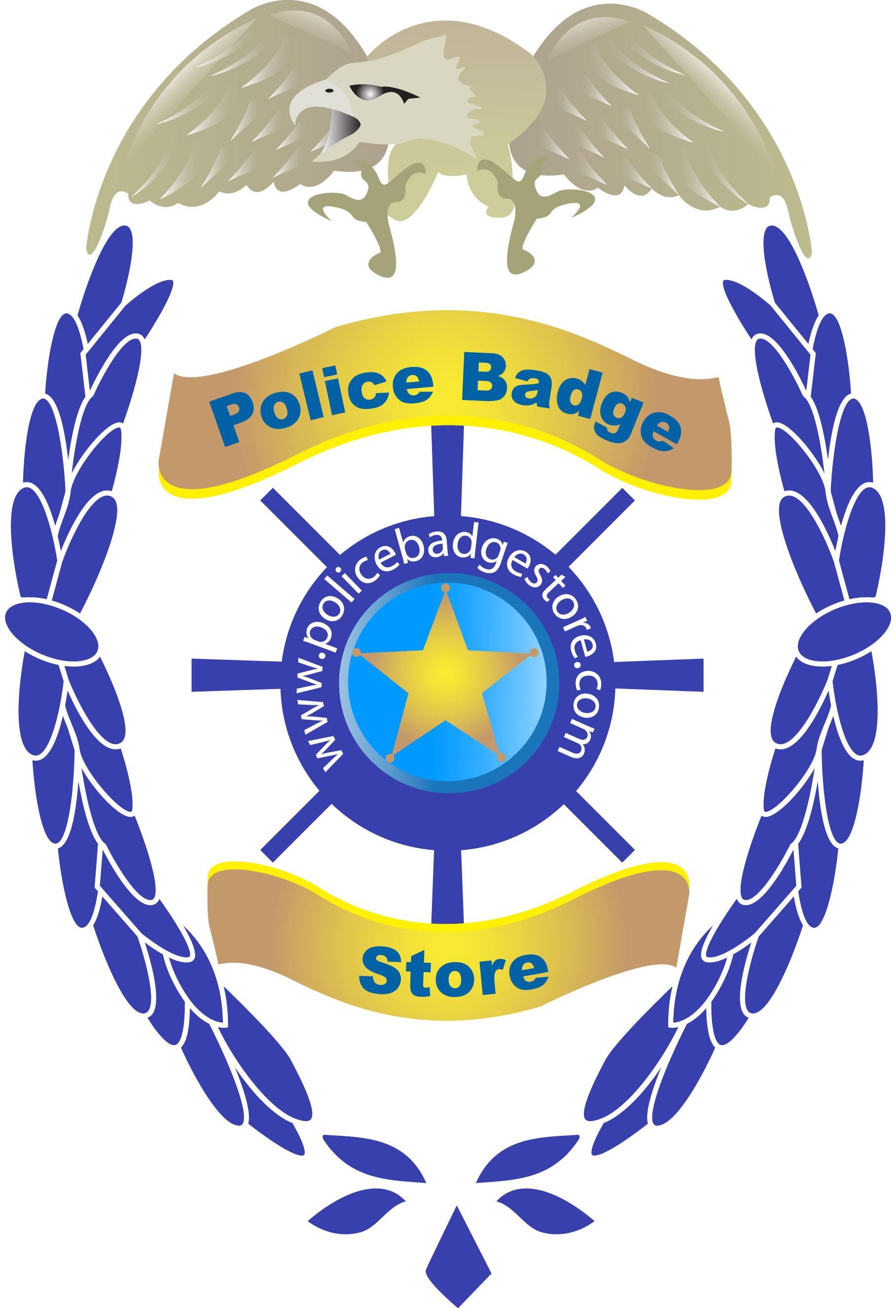 1817x2652 Blank Detective Badge Thewealthbuilding