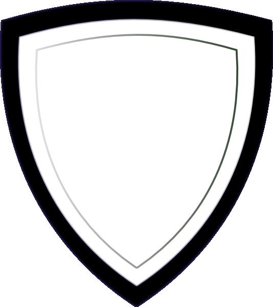 534x600 Badge Clip Art