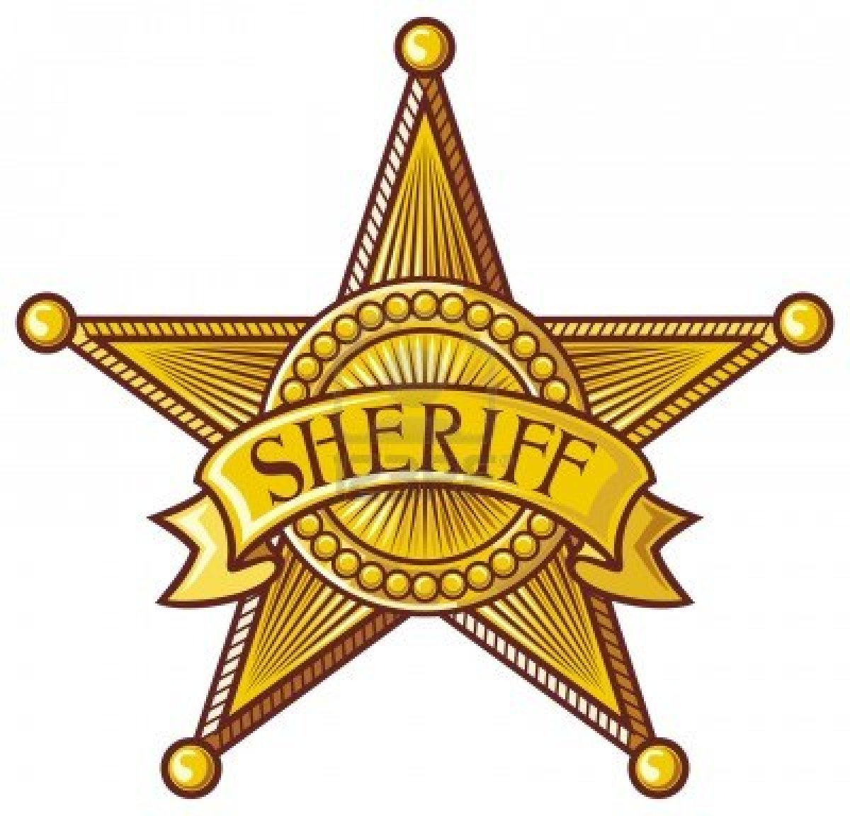 1200x1152 Western Clipart Sheriff Badge