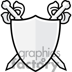 300x300 Shield Clipart Drawn