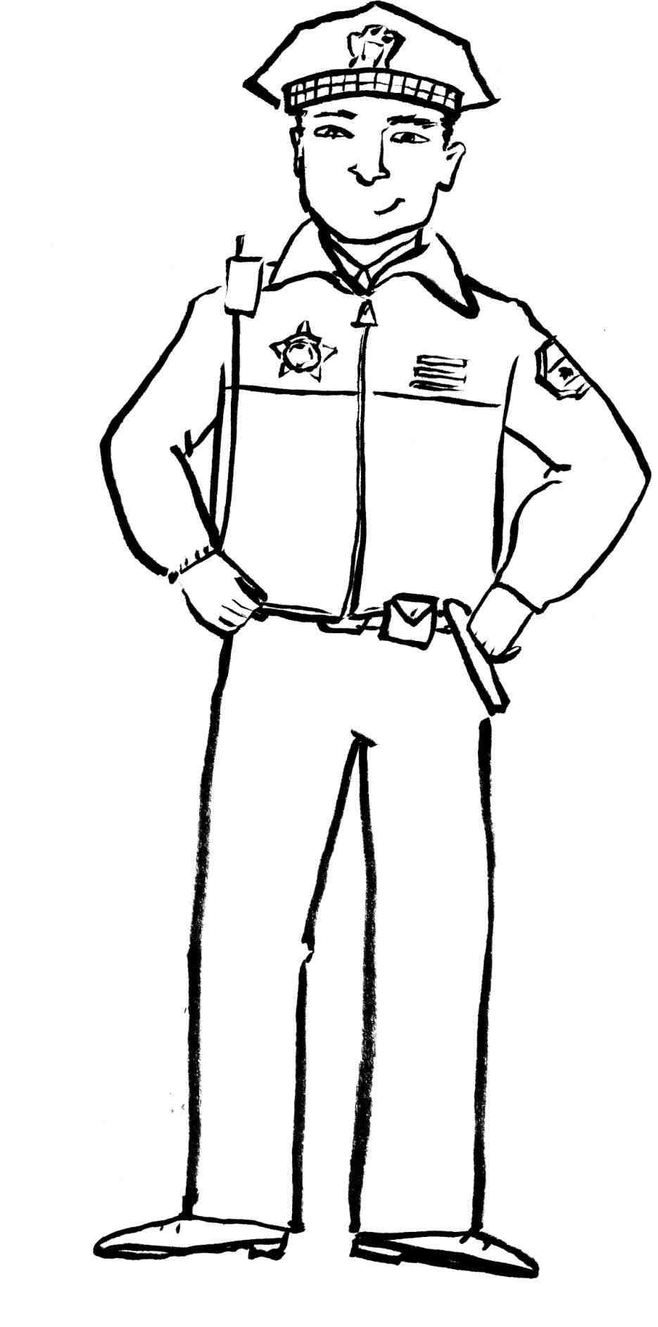 935x1886 Police Officer Badge Coloring Pages Web Coloring Pages
