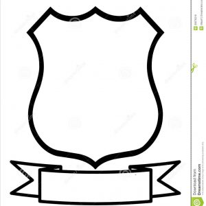 300x300 Badge Officer Outline Clipart Kid Police Badge Panda Images Xkev