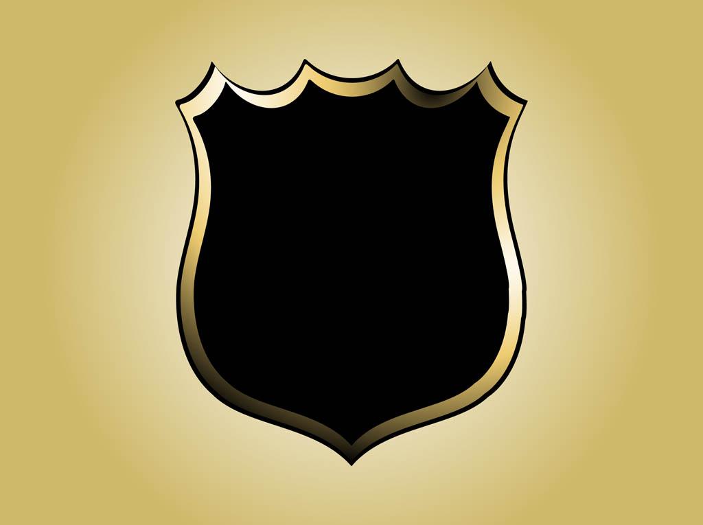 1024x765 Police Badge Vector Free Vectors Ui Download
