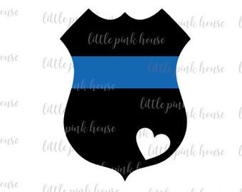 340x270 Police Badge Etsy