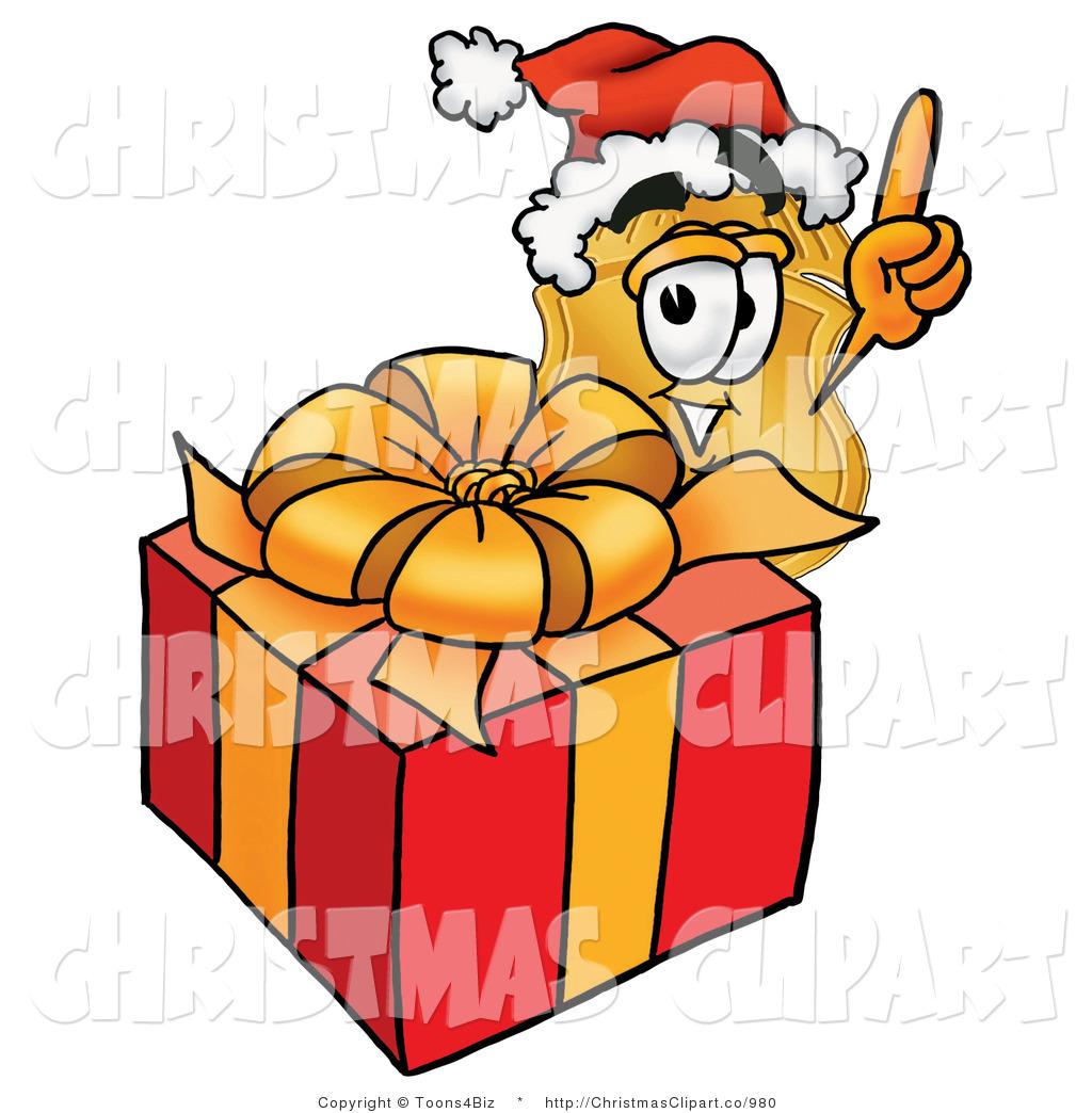 1024x1044 Christmas Police Clipart