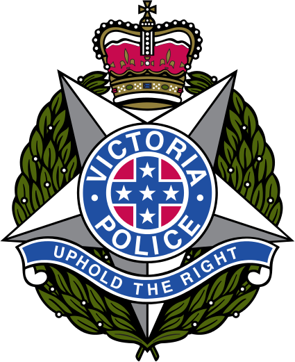 425x521 Filebadge Of Victoria Police.svg