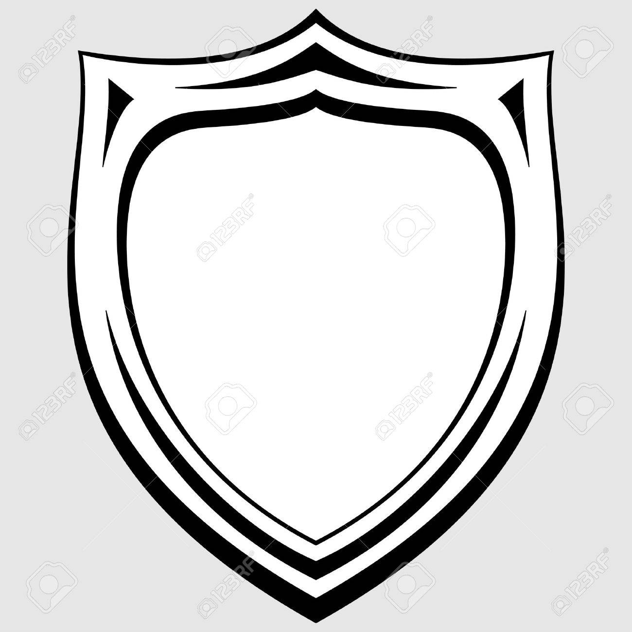 Police Badge Outline Free Download Best Police Badge Outline On