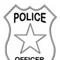 200x200 Police Officer Badge Clipart