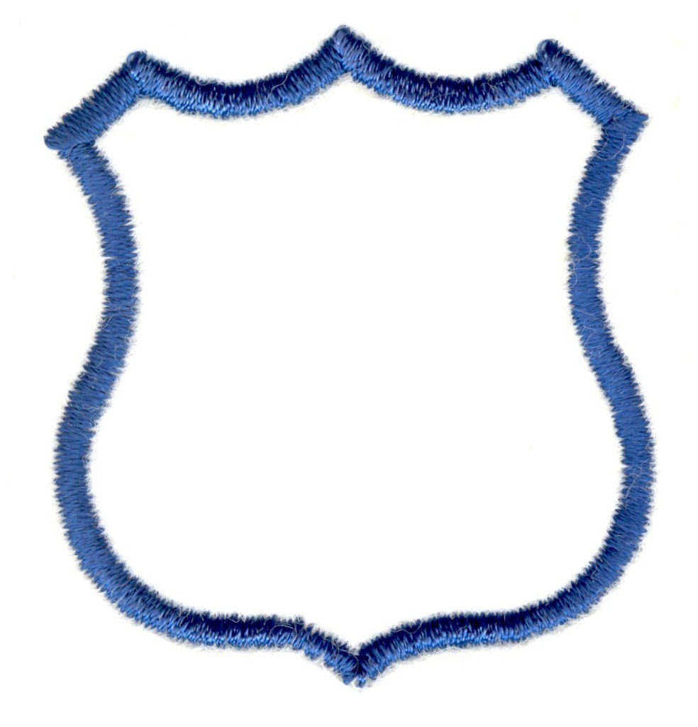 984x1026 Blue Police Badge Clipart 2235222