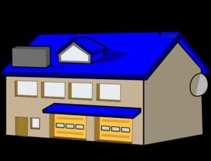 299x228 Police Station Clip Art